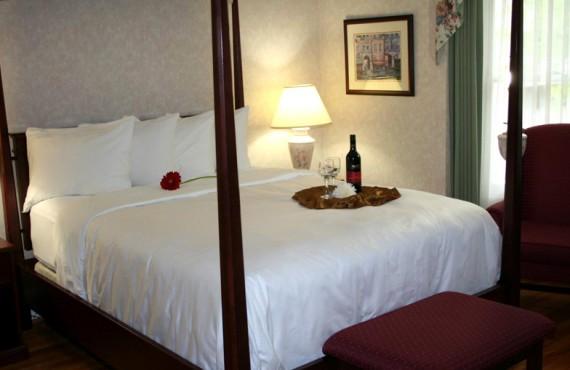 Quality Inn & Suites - Chambre lit Queen
