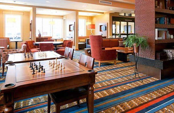 Residence Inn Helena - Lobby