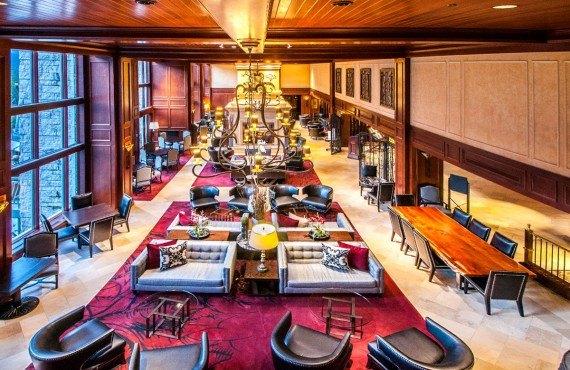 Larkspur Lounge