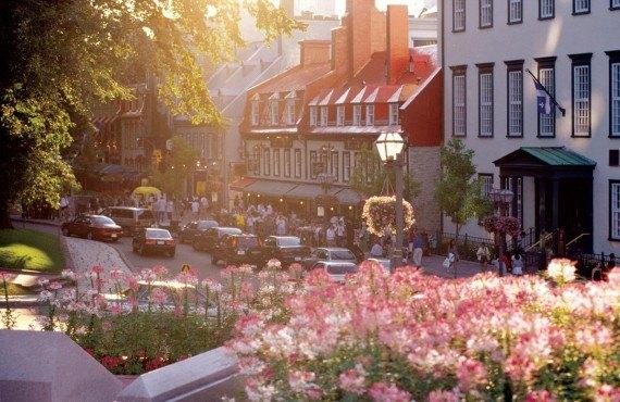Rue Ste-Anne, Old Quebec