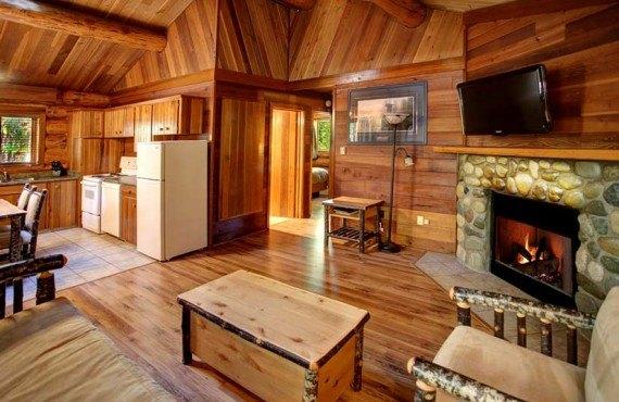 Tigh-Na-Mara - L'intérieur du Cottage