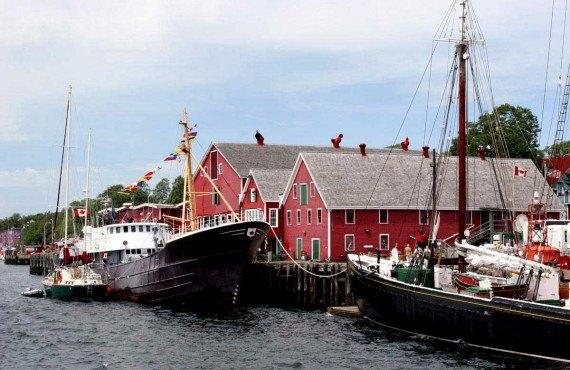 Port de Lunenburg