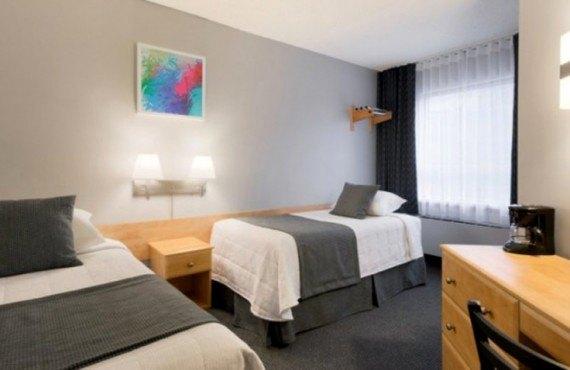 Travelodge Montréal Centre-Ville - Chambre 2 lits jumeaux