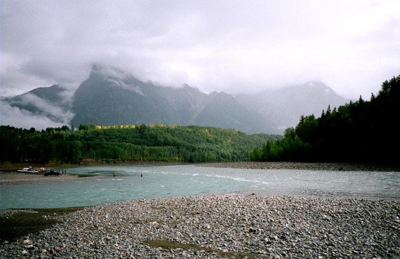 Vallée de la rivière Skeena