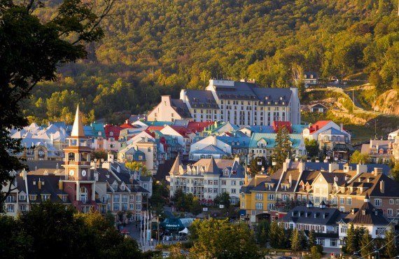 Tourist Village of Mont-Tremblant