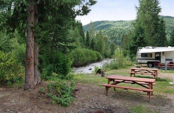 Site pour campings-car