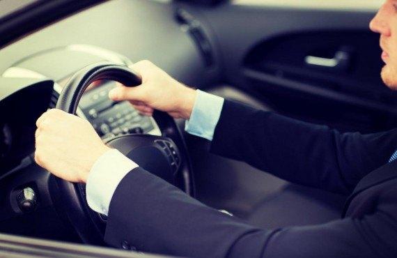 Transfert en voiture de luxe