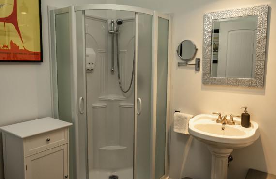 Chambre La Nordet - Salle de bain