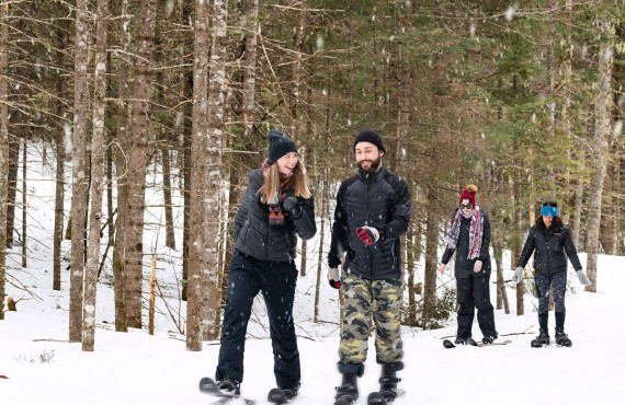 Excursion Ski Raquette