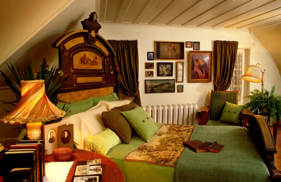 Chambre de l'Auberge