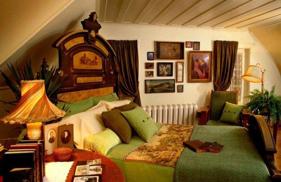 Auberge du Mange Grenouille - Chambre