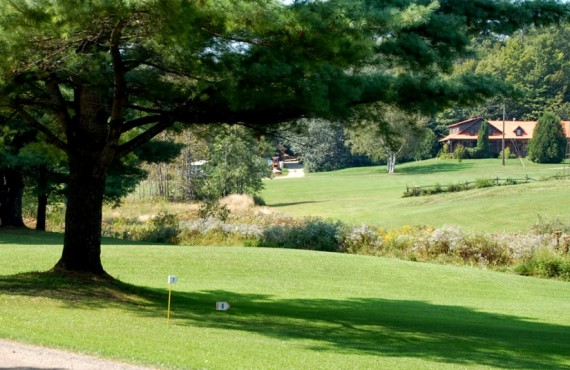Camping Cantley - Terrain de Golf