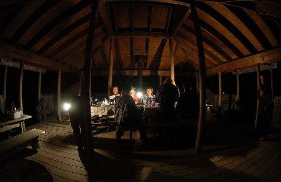 Camping parc de la Gaspesie