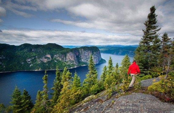 Rando - Parc du Saguenay