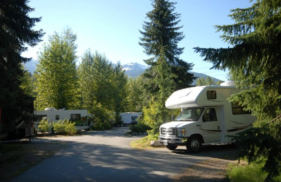 Camping Riverside