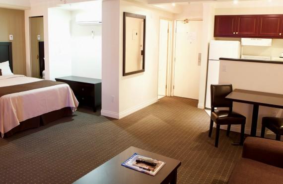 Hotel Century Plaza - Studio suite