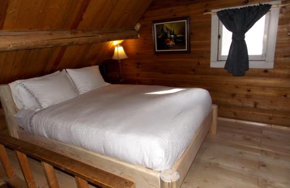 Chalet du Ranch Beaverfoot - Chambre - Chalet-2