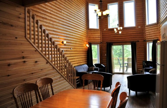 4-chalets-spa-lac-st-jean-grand-condo-mezzanine