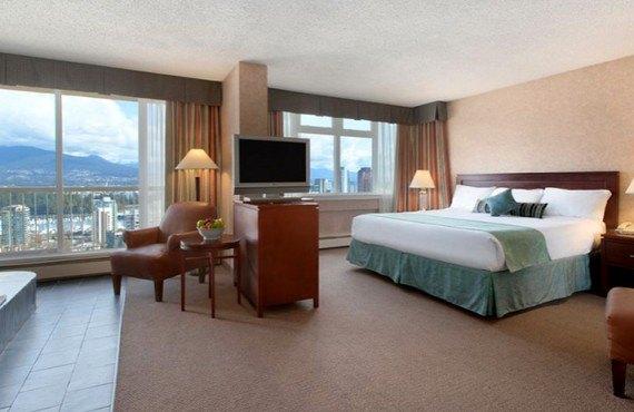 Hôtel Coast Plaza - Suite