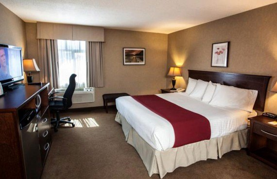 Days Inn Revelstoke - Chambre King