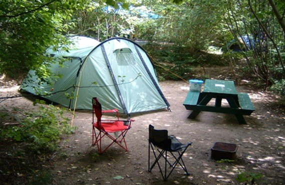 Domaine des dunes - camping sauvage