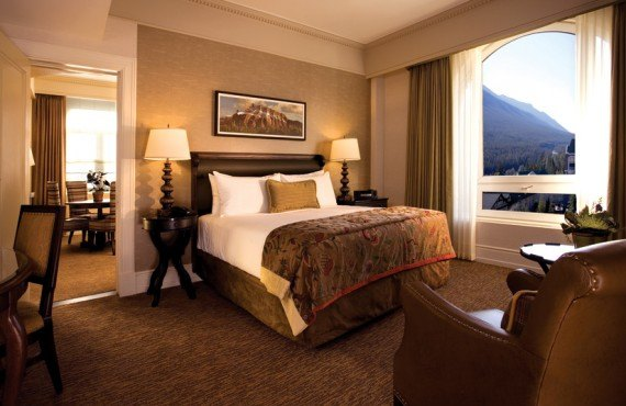Fairmont Banff Springs Hotel - Suite