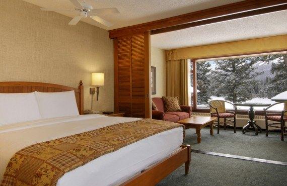 Fairmont Jasper Park Lodge - Suite Junior