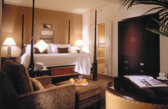Fairmont Reine Elizabeth - Suite