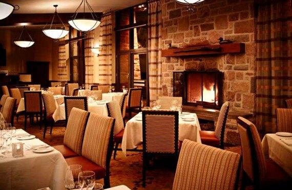 Fairmont Tremblant - Le restaurant Windigo