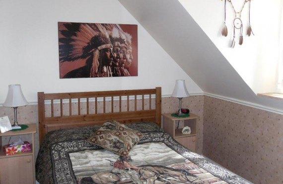 Gîte Le Roupillon - Chambre