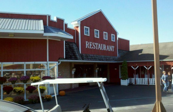 Hershey Farm - Le restaurant