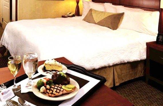 Hilton Garden Inn - Chambre