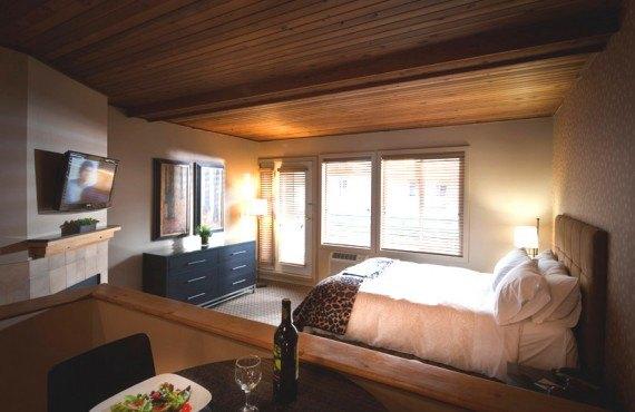 Hôtel Mountain Side - Chambre