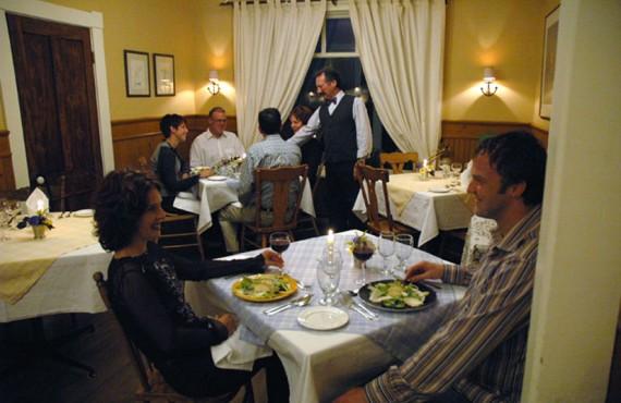 Hôtel Paulin - Salle à manger