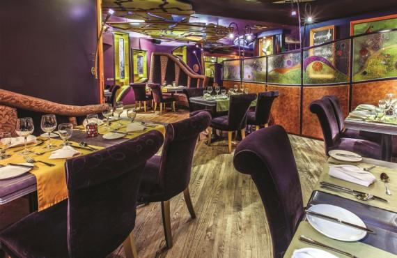 Hôtel Universel - Restaurant Le Rialto