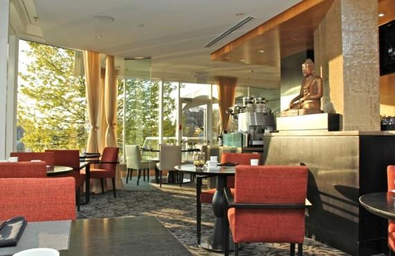 h tel inn at laurel point de victoria colombie britannique canada. Black Bedroom Furniture Sets. Home Design Ideas