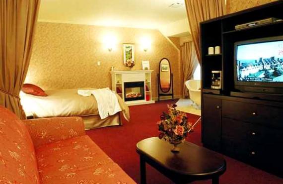 Hôtel Le Manoir - Chambre suite