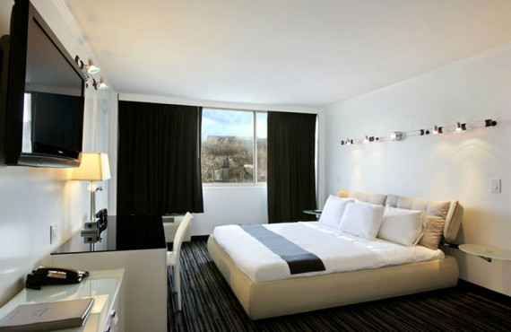 Meadowlands View Hotel - Chambre