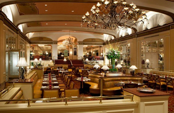 Omni Shoreham - Robert's Restaurant