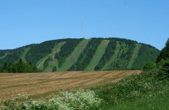 Parc régional de Val-d'Irène, Vallée de la Matapédia