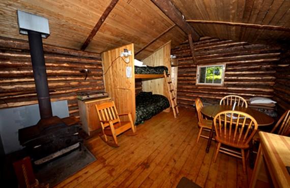 Pourvoirie du Fjord - Camp du Trappeur