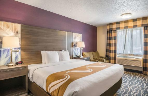 Quality Inn Missoula - Chambre à 1 lit