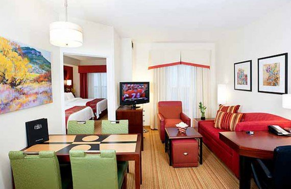 Suite 2 lits Queen