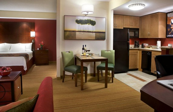 Residence Inn Marriott Kingston - Suite