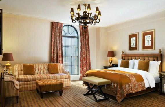 Suite lit King, sofa double