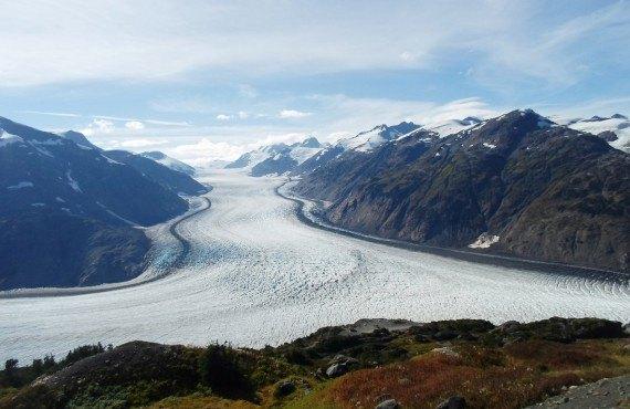Salmon Glacier, ©iStock-488328911
