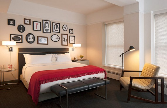 The Redbury New York - Chambre lit King
