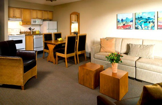 Whistler Village Inn - Suite