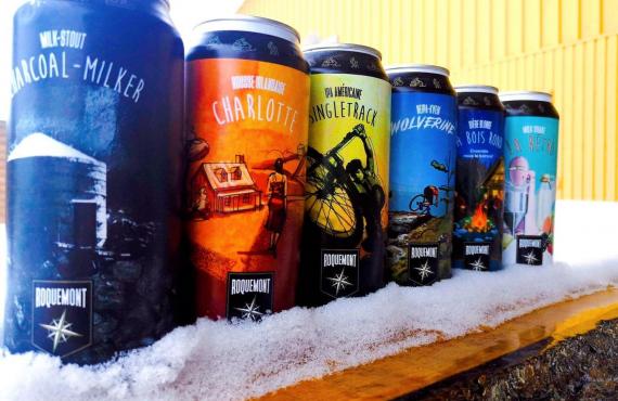 Bières de la Microbrasserie