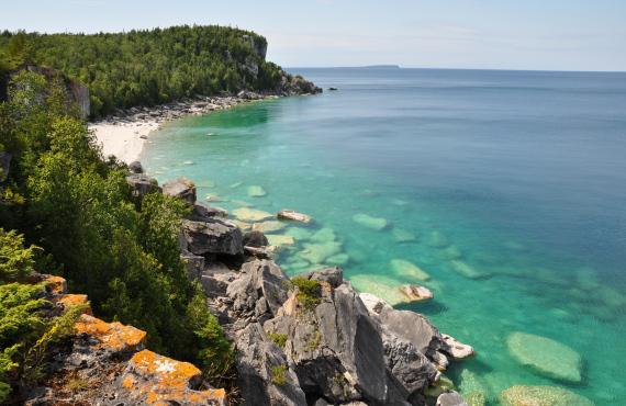 Bruce Peninsula, Ontario